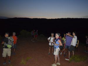 Balade guidée semi-nocturne du 21 août 2018